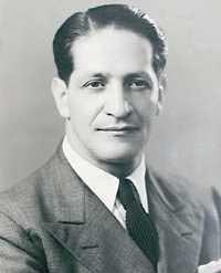 Jorge Eliécer Gaitán Ayala. Fotografía, ca. 1936. Museo de Desarrollo Urbano, Bogotá.