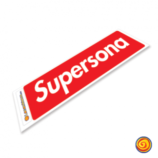 locombianos sticker parodia supreme parody supersona calcomania pegatina sticker decal preview